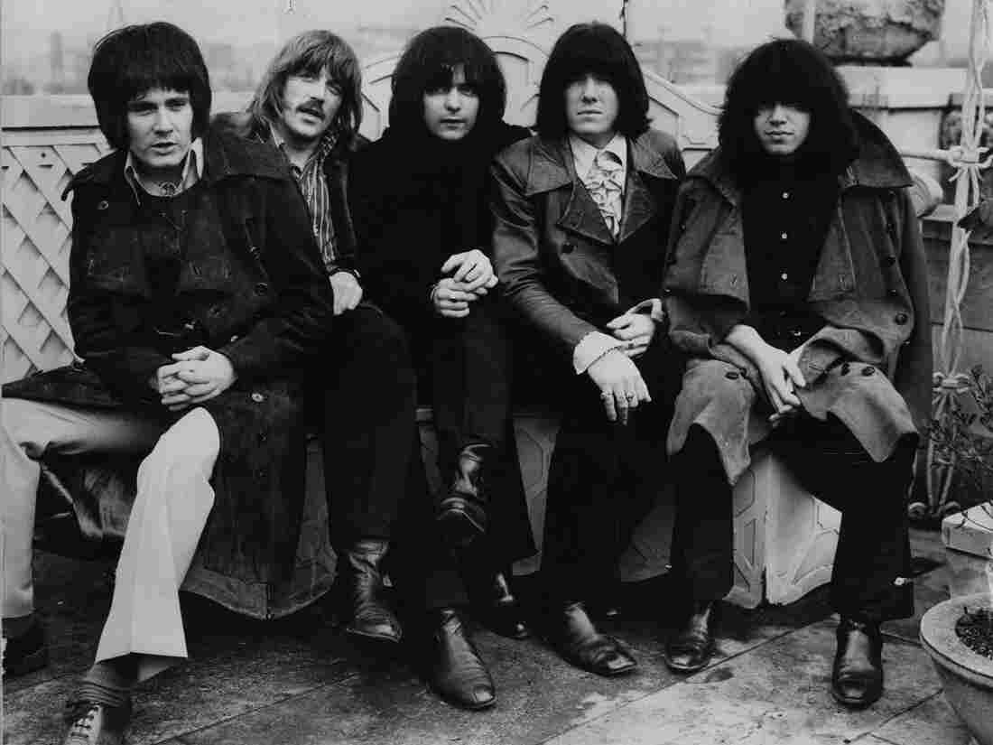 "The British rock group Deep Purple in 1969. Eligible for the Rock and Roll Hall of Fame since 1993, the group behind ""Smoke On The Water"" has been nominated for the third time."