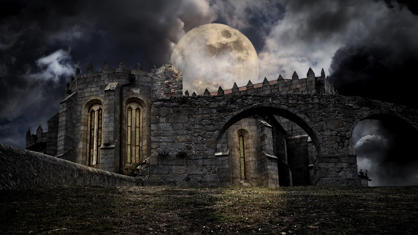A Dark And Stormy Night: Why We Love The Gothic