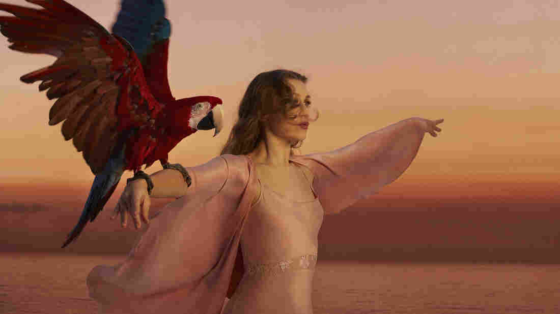 Joanna Newsom's new album, Divers, is out now.