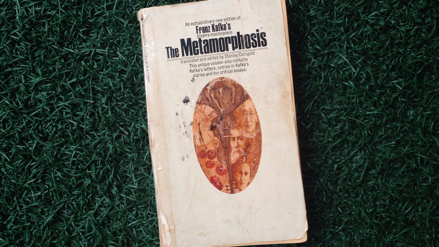 kafka essays best images about italo calvino cover heart of essays  happy birthday gregor samsa the metamorphosis turns npr