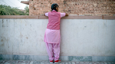Why This Child Bride Needs Good Grades: #15Girls