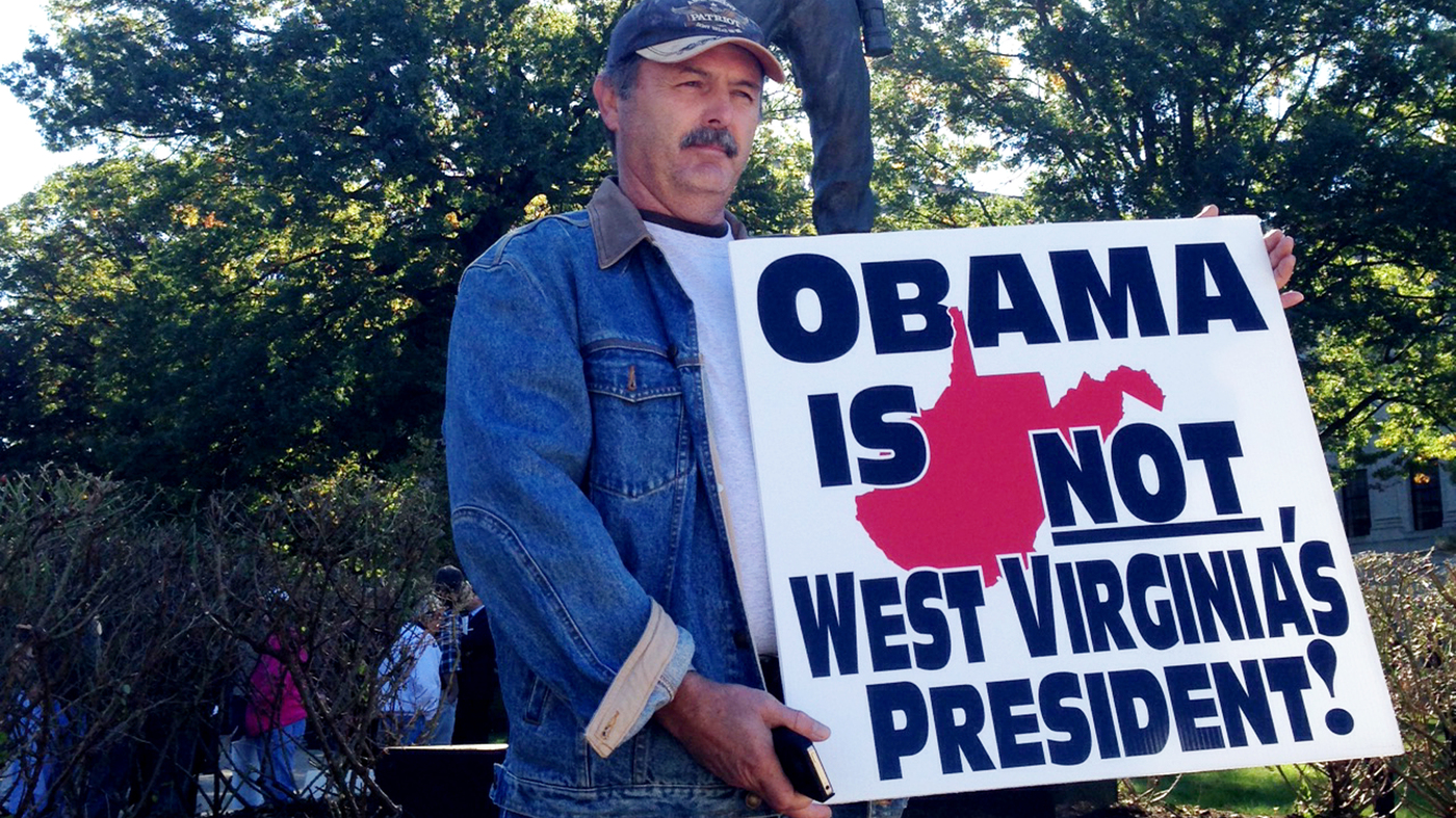 West Virginia Tells The Story Of America's Shifting Political Climate