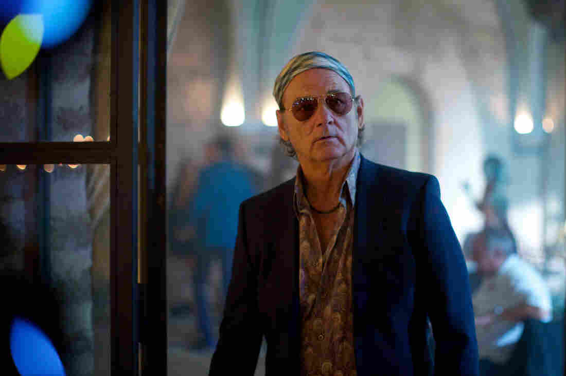 In Rock the Kasbah, Bill Murray plays Richie Lanz, a tough-luck agent who stumbles on an otherworldly talent.