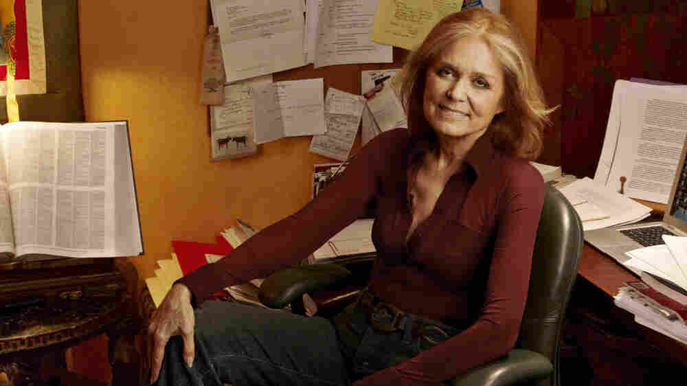 At 81, Feminist Gloria Steinem Finds Herself Free Of The 'Demands Of Gender'