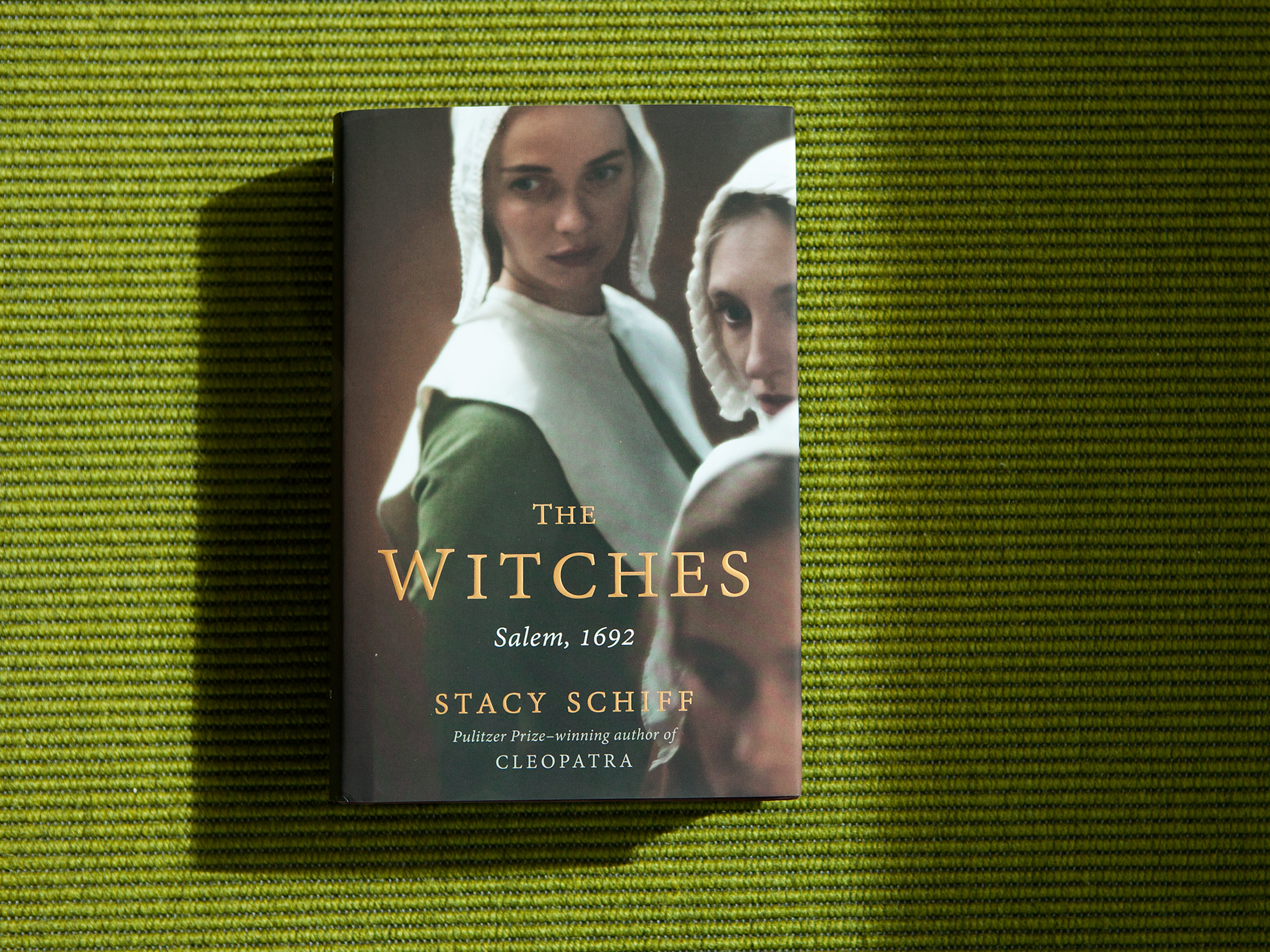 The madness in the salem witch trials