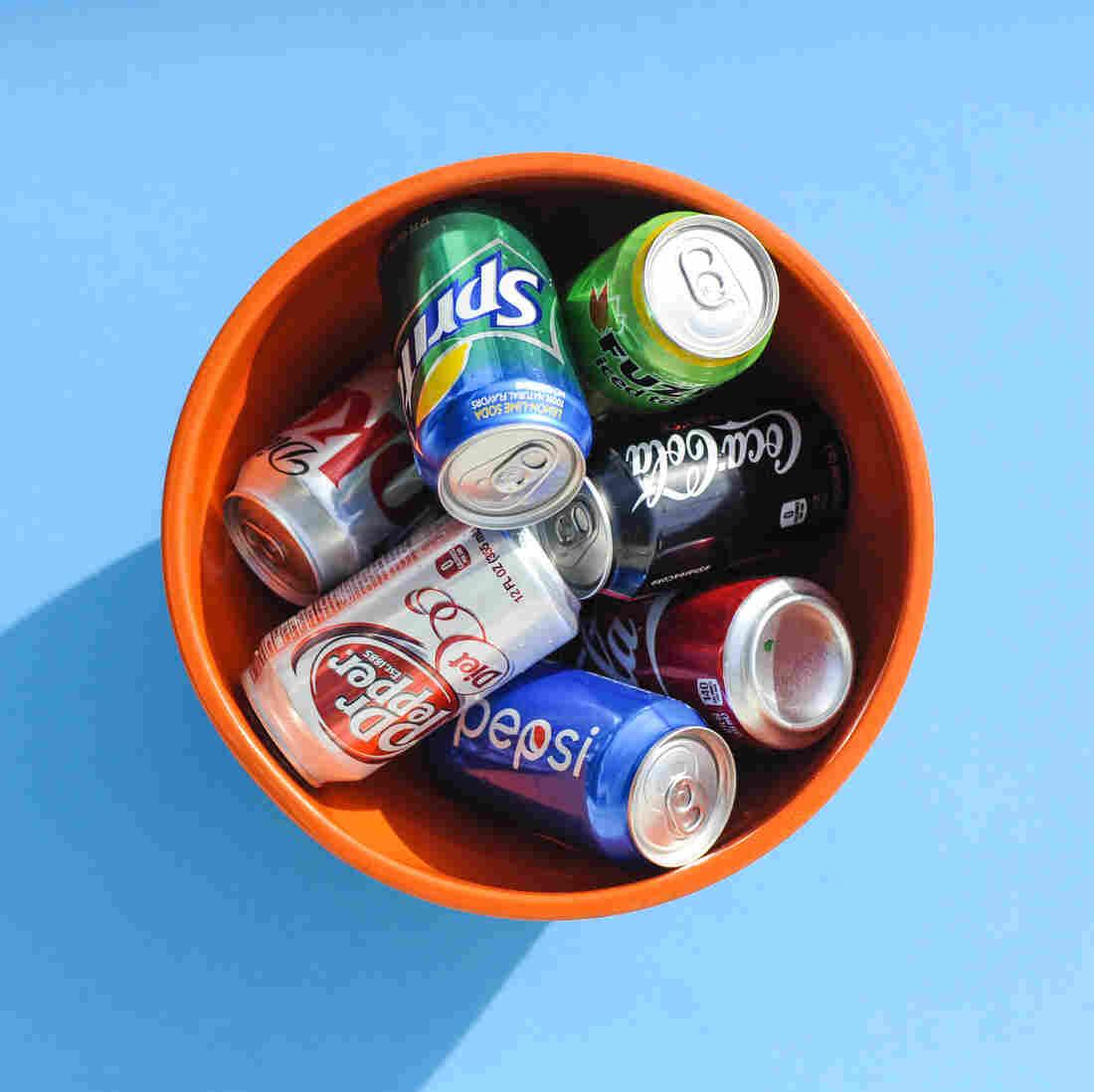 In 'Soda Politics,' Big Soda At Crossroads Of Profit And Public Health