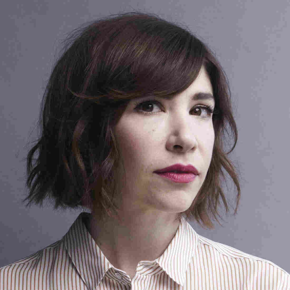 'Modern Girl' Carrie Brownstein Describes Finding (And Hiding) Herself In Music