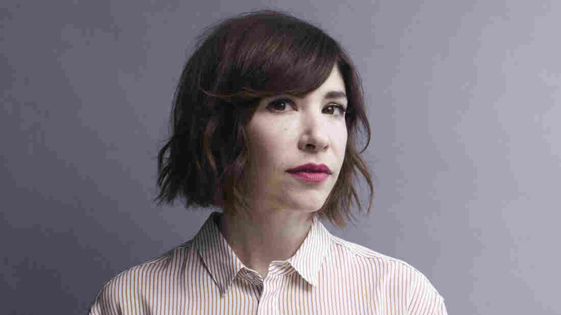 Carrie Brownstein is the co-creator and co-star of the TV series Portlandia.