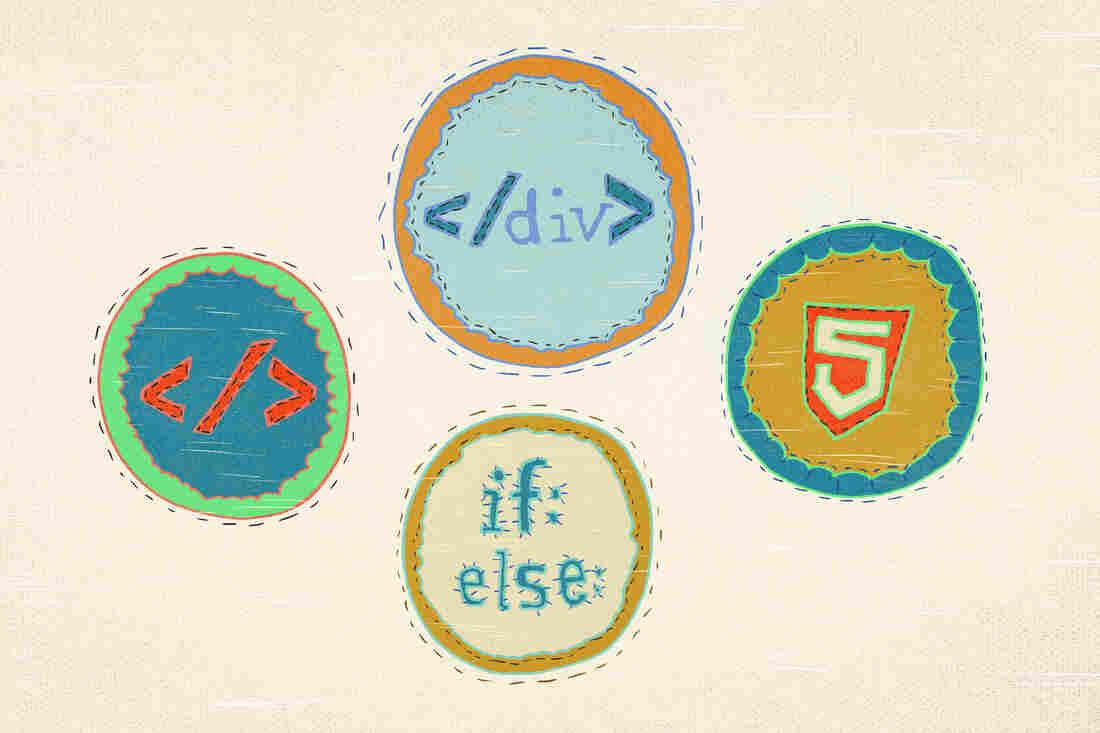 Coding Badges