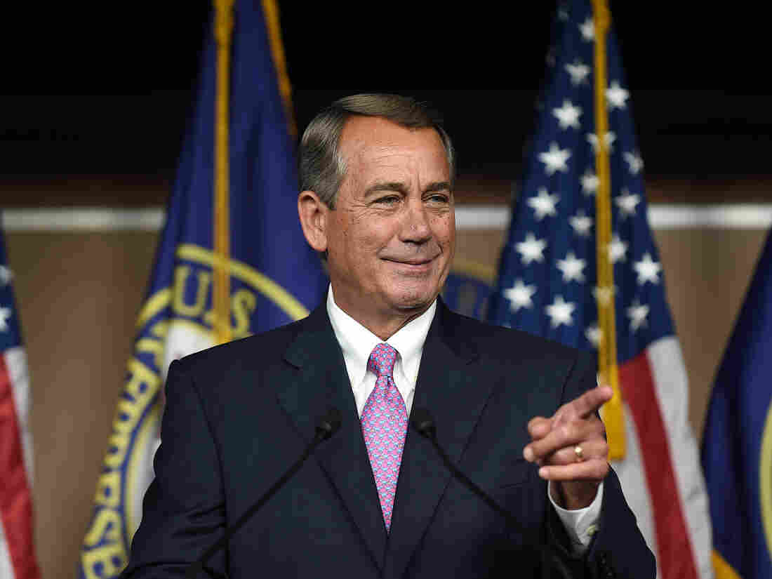 On his way out the door, John Boehner is leaving a present for the new speaker: more than a year with no debt ceiling or budget showdowns.