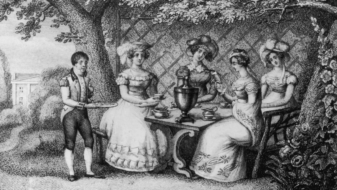 Gossip Girls Tea Parties And The Sexist Slang They Inspired The Salt Npr