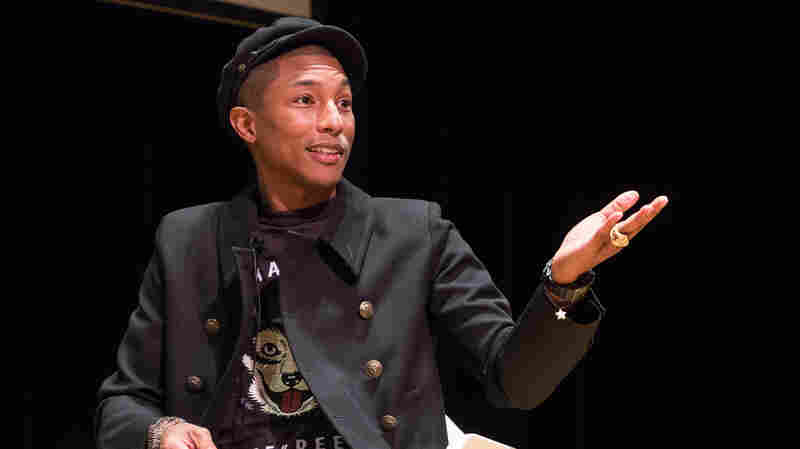 Pharrell Williams, In Conversation