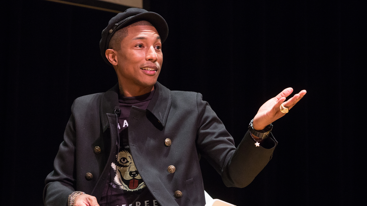 Resultado de imagen para pharrell williams interview