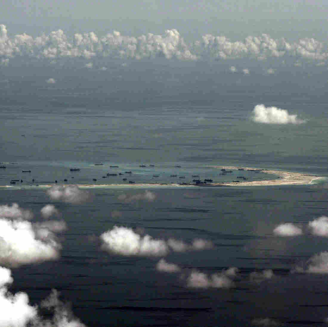 China Condemns U.S. Destroyer's Maneuver In South China Sea