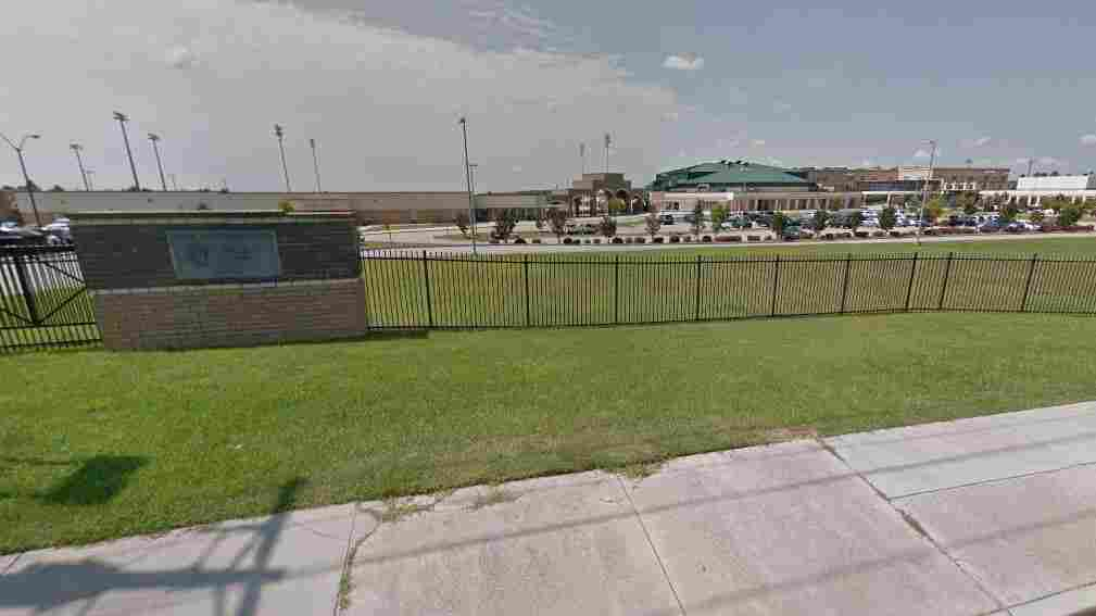 Spring Valley High School in Columbia, S.C., was the scene of a disturbing arrest Monday, setting off a flurry of online comments and outrage.