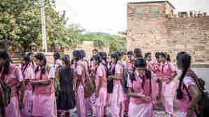 Why A School For Child Brides Made Villagers Mad ... At First: #15Girls