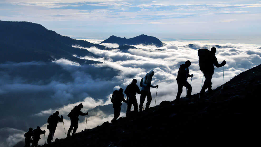 Richard Strauss' Musical Mountain Climb