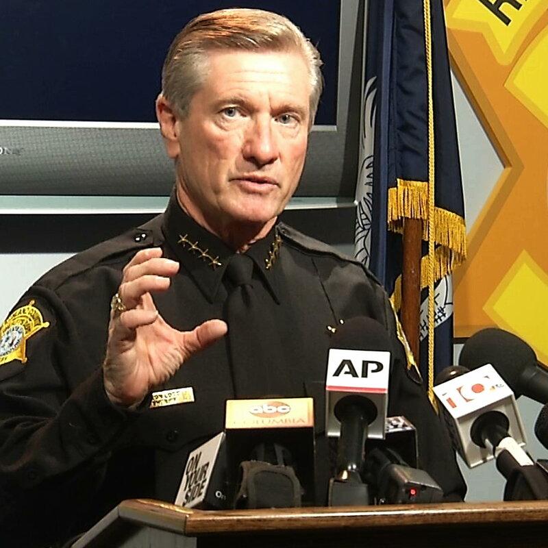 S C  Sheriff's Deputy Fired After Arrest Of High School