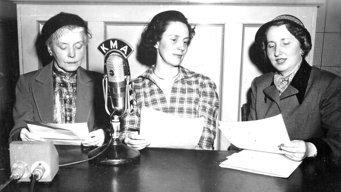 Food Podcasts 1.0: These Radio Pioneers Had It Down 90 Years Ago ...