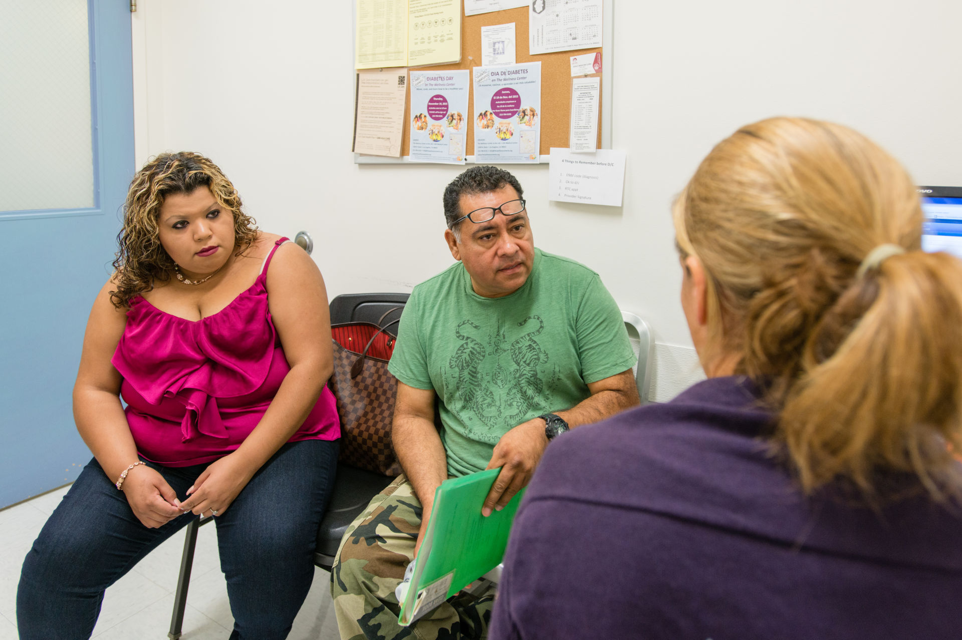 Community Health Workers Reach Some Patients That Doctors Can't