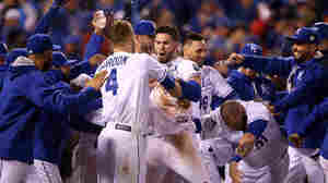 A Long Night In Kansas City: World Series Game 1 In Numbers And Images