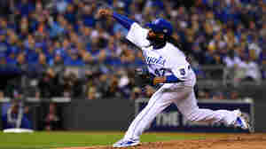 Cueto's Complete Domination: World Series Game 2 In Numbers And Images