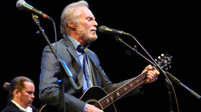 JD Souther On Mountain Stage