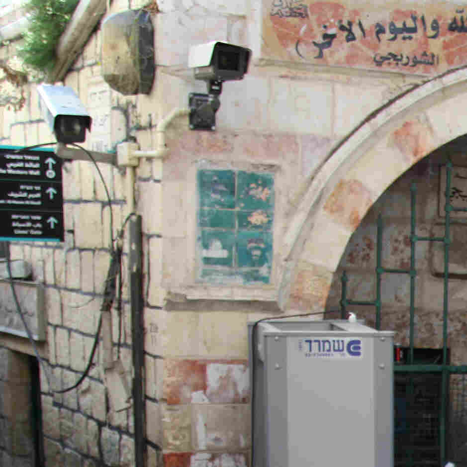 Proposed Cameras At Jerusalem Shrine Put The Focus On Mutual Mistrust