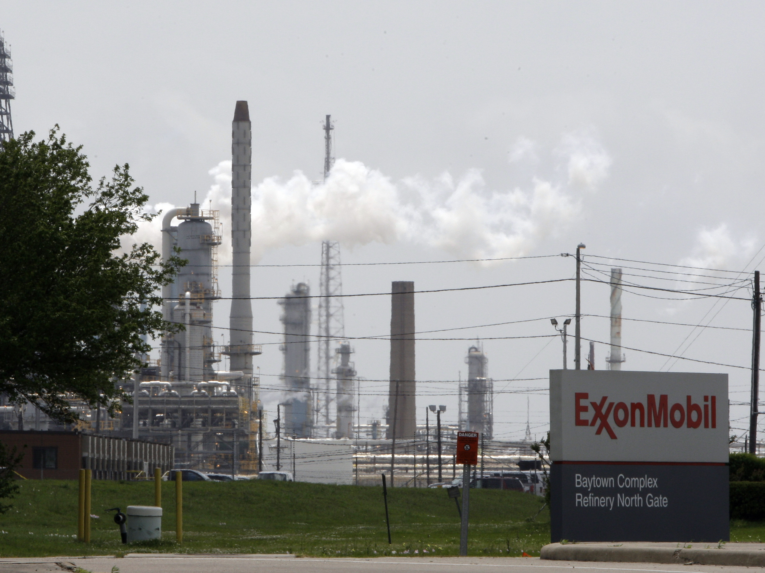 A Missing Report On Exxon Mobil And Climate Change