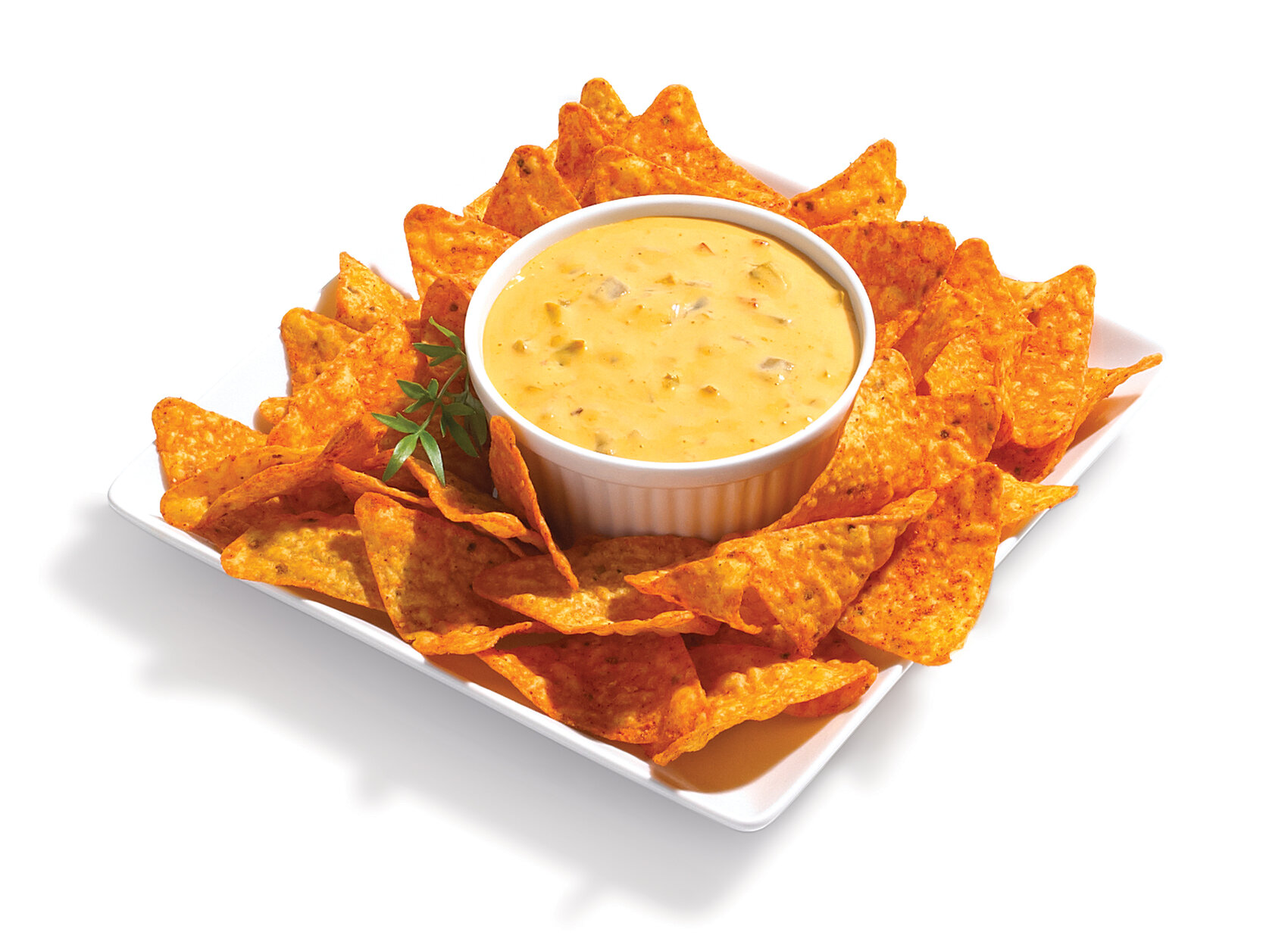 Cheese dip is one type of food that Kalsec's natural colors derived from carrots might go into. (Courtesy of Kalsec)