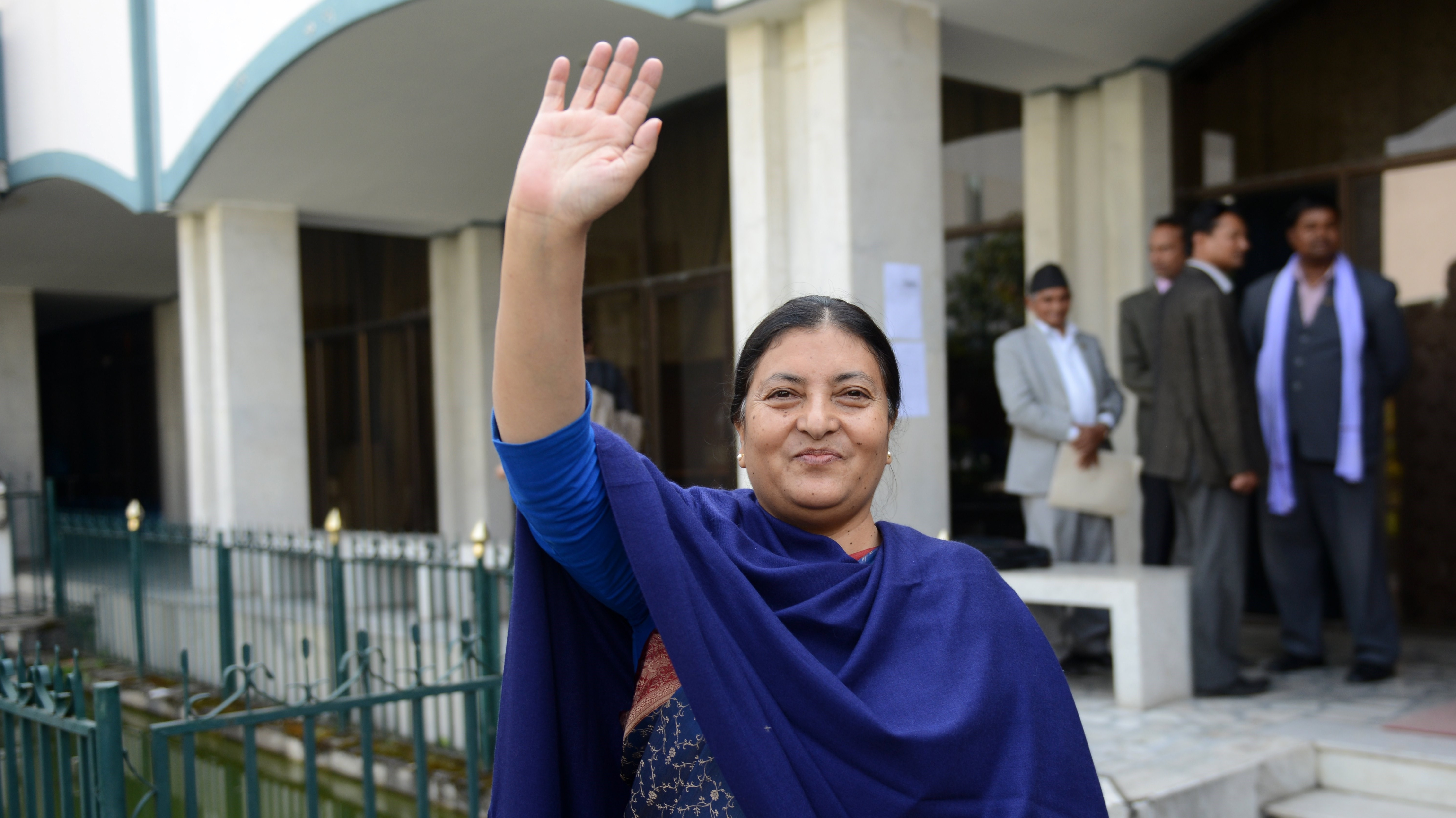 Nepal Makes History By Electing Its First Female President