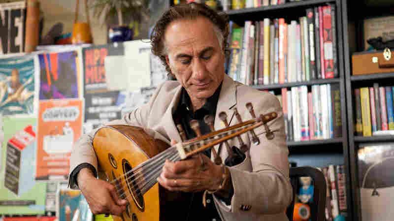 Rahim AlHaj: Tiny Desk Concert