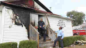 Police Arrest Man In Connection With Recent St. Louis Church Fires
