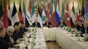 Diplomats From Iran, U.S. And Other Nations Discuss Crisis In Syria