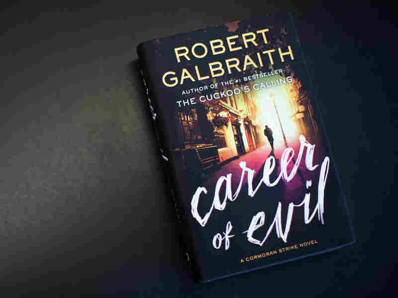 Career of Evil, by Robert Galbraith (a.k.a. J.K. Rowling)