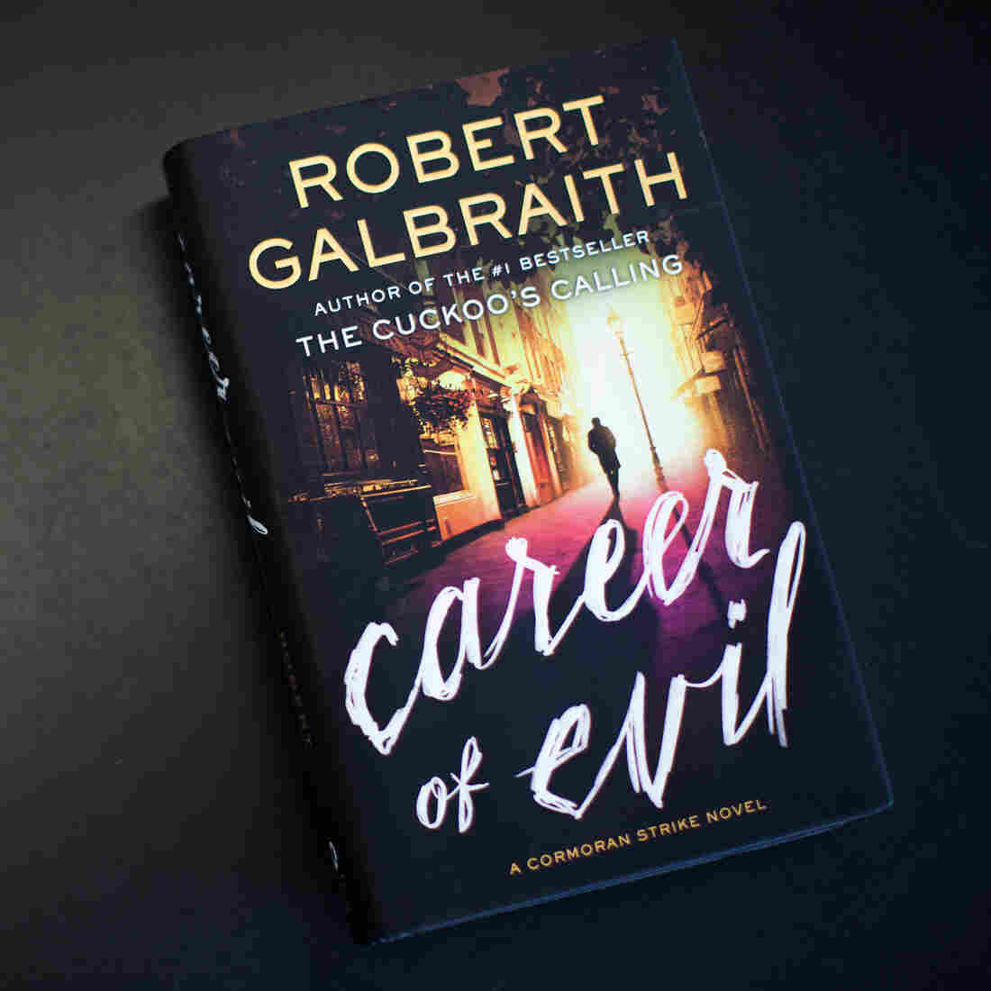 Writing 'Career Of Evil' Gave Robert Galbraith (aka J.K. Rowling) Nightmares