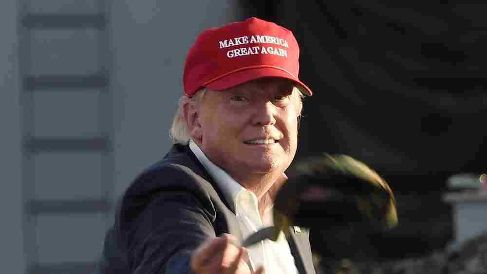 Donald Trump Spent Nearly $1 Million To Get Voters To Wear This Hat