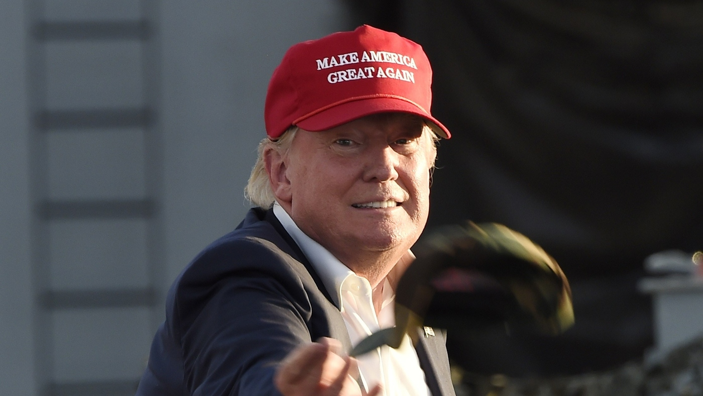 Donald Trump Spent Nearly  1 Million To Get Voters To Wear This Hat ... 15e7913eef4