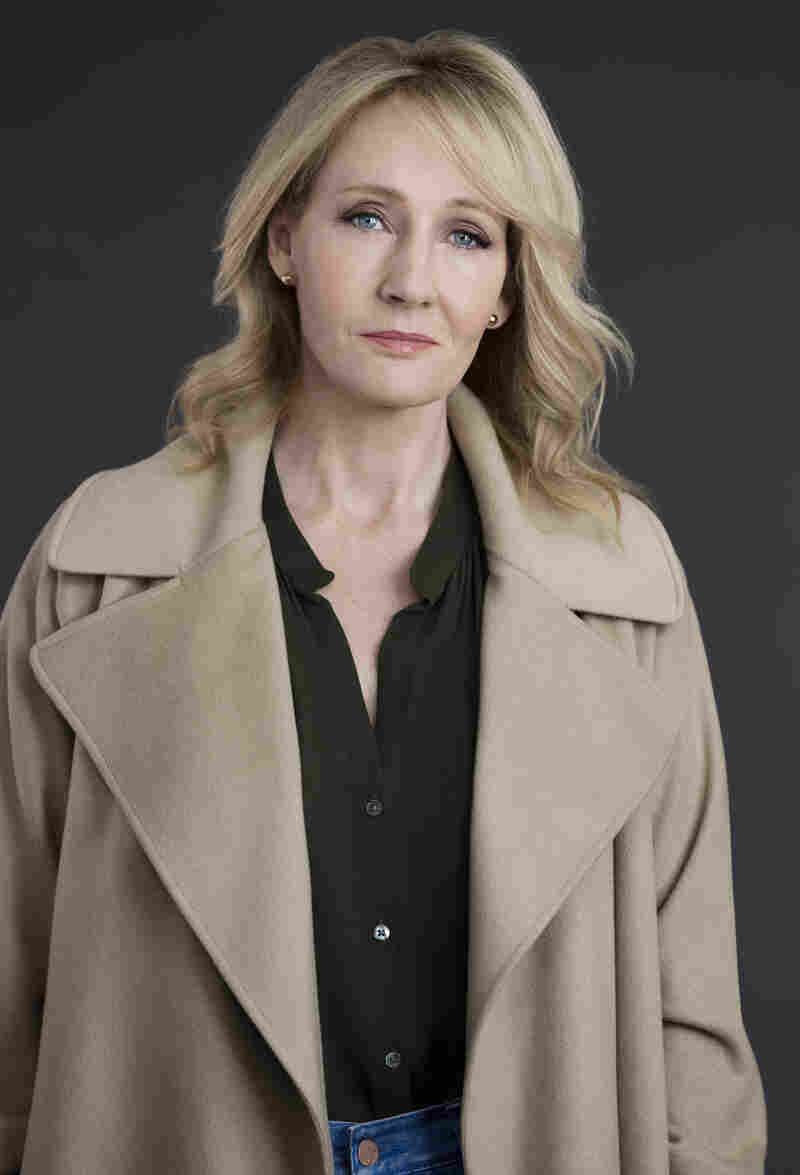 J.K. Rowling says researching serial killers for her Robert Galbraith novel Career of Evil gave her nightmares.