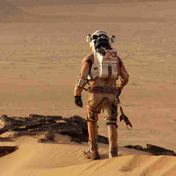 The Music Of 'The Martian,' Deconstructed