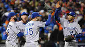 Royals Lead 3-1 Over Mets In World Series