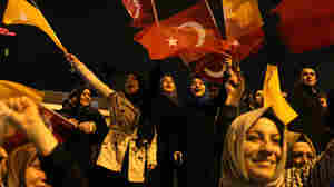 Turkey's Ruling Party Regains Majority In Parliamentary Elections