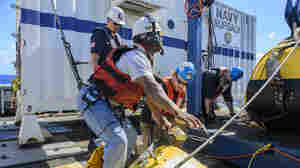El Faro Wreckage Is Identified Off The Bahamas