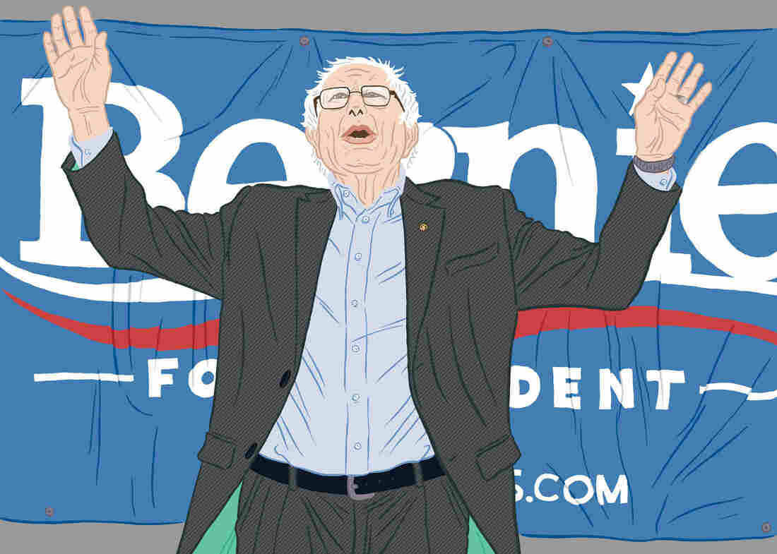 While Bernie Sanders has a well-founded reputation for political consistency, there have been times when a pragmatic choice angers his supporters.