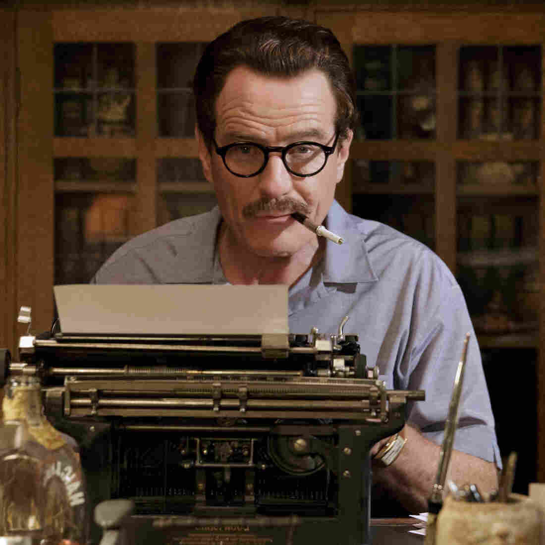 In 'Trumbo,' Bryan Cranston Brings A Long-Uncredited Writer To Life