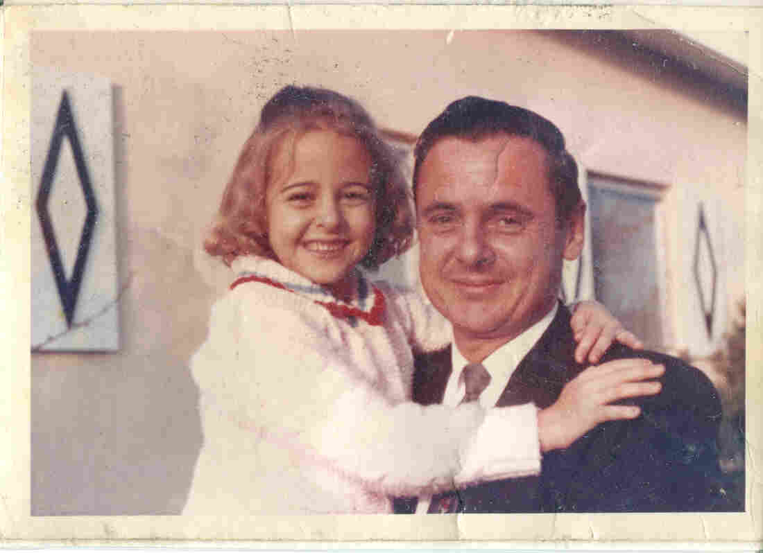 Walter Langston and his daughter, Beverly Neurock.