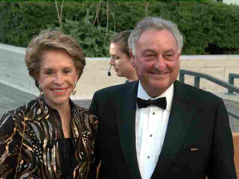 Joan and Sanford Weill's $20 million gift to Paul Smith's College in New York was later withdrawn, after their insistence that the school be renamed drew opposition.