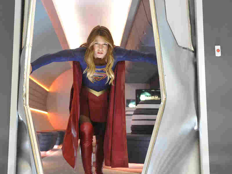 One bright spot: Strong female-centric shows like Supergirl, Quantico and Blindspot are doing well.