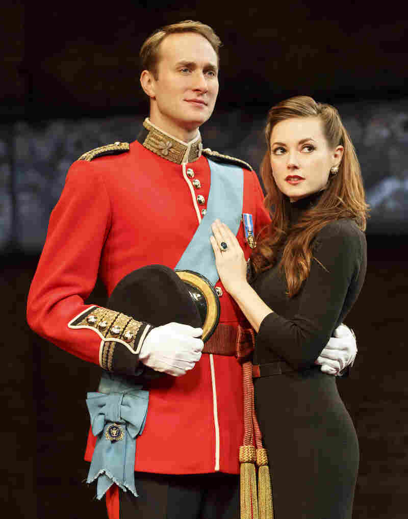 Lydia Wilson plays a media-savvy, Machiavellian Kate Middleton in King Charles III.