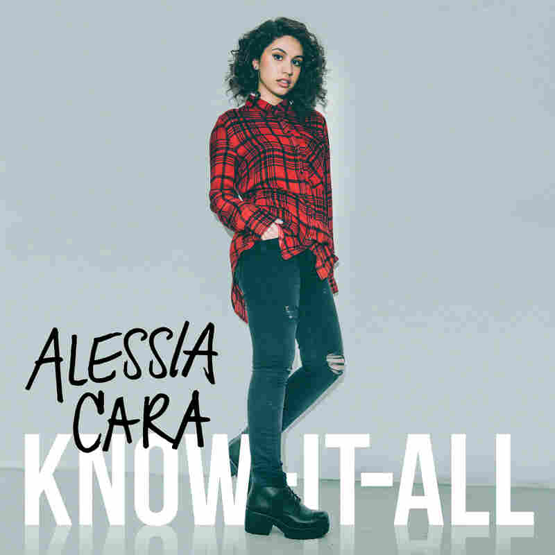 Cover art for Know It All.